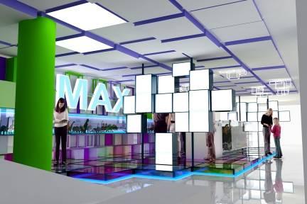 Imax Booth