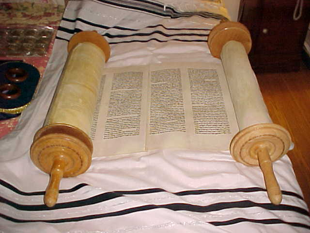 Torah Opened