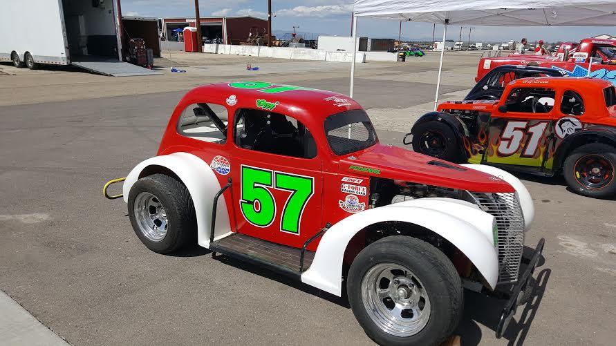 Sponsoring Jason Osborne Racing Team