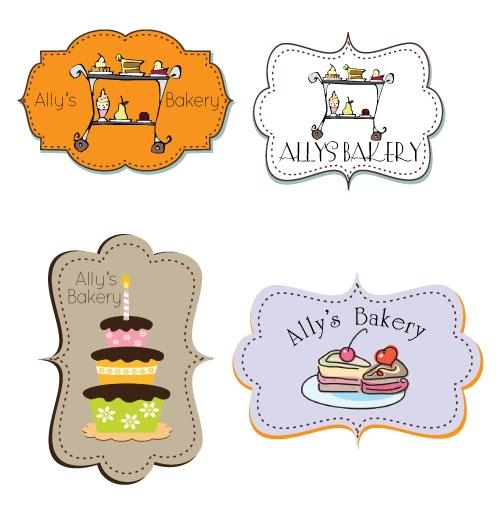Logo for Ally's Bakery