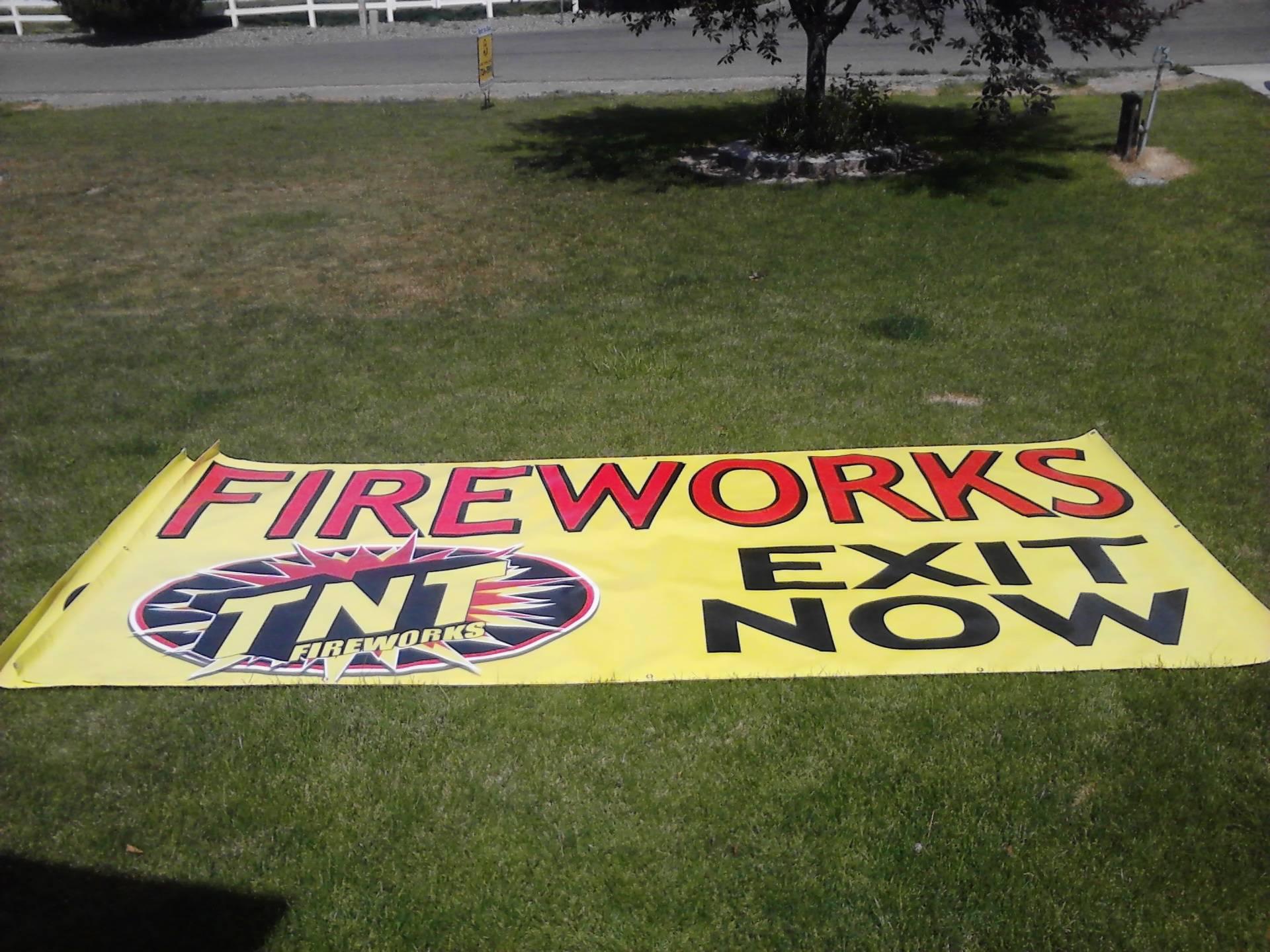 TNT Banner