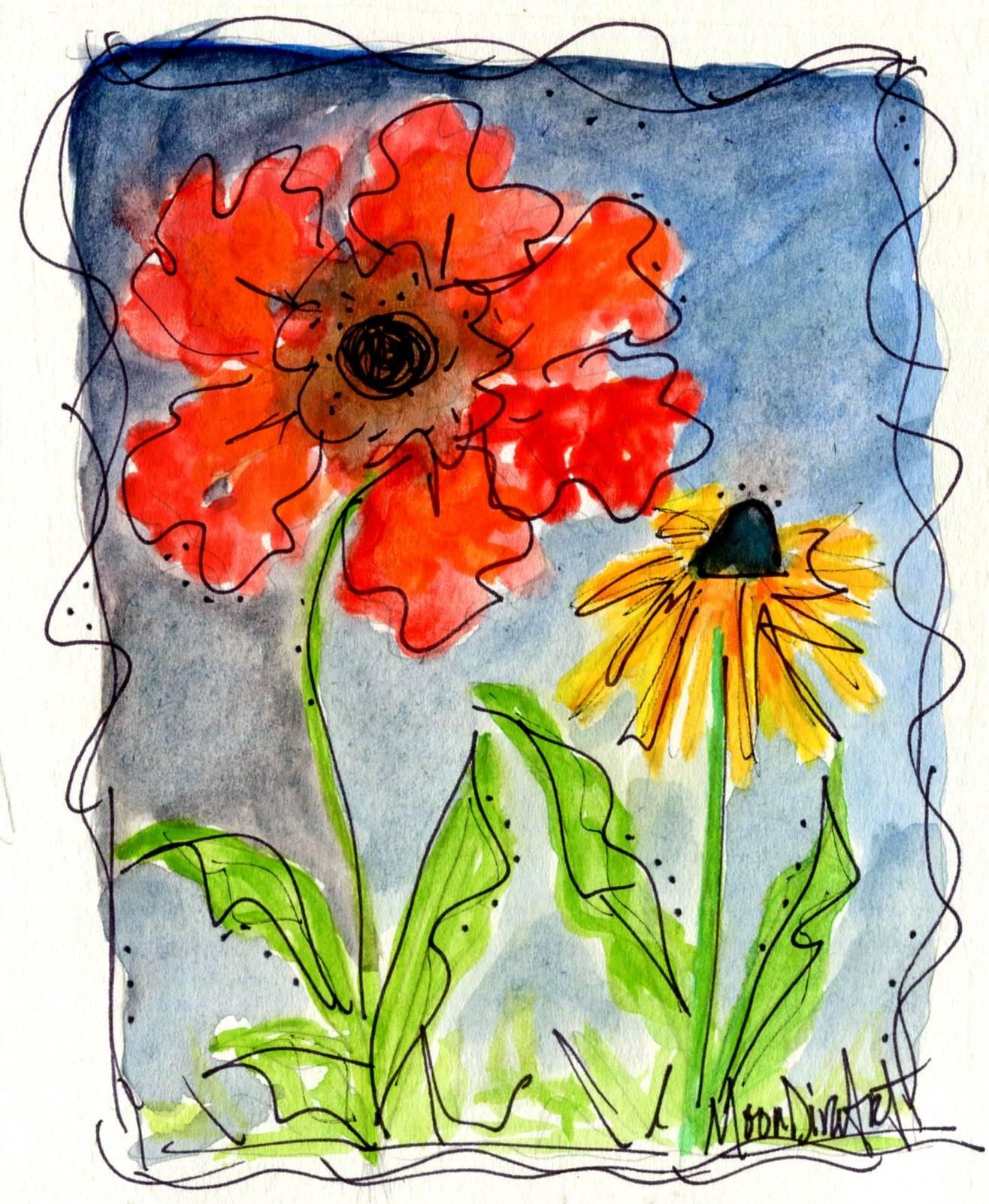 Five Minute Flowers