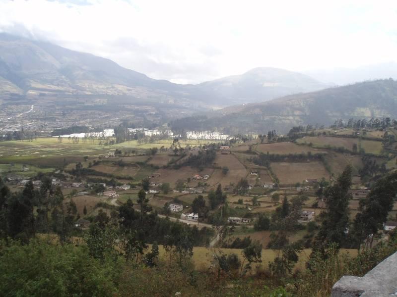 El Lago San Pablo