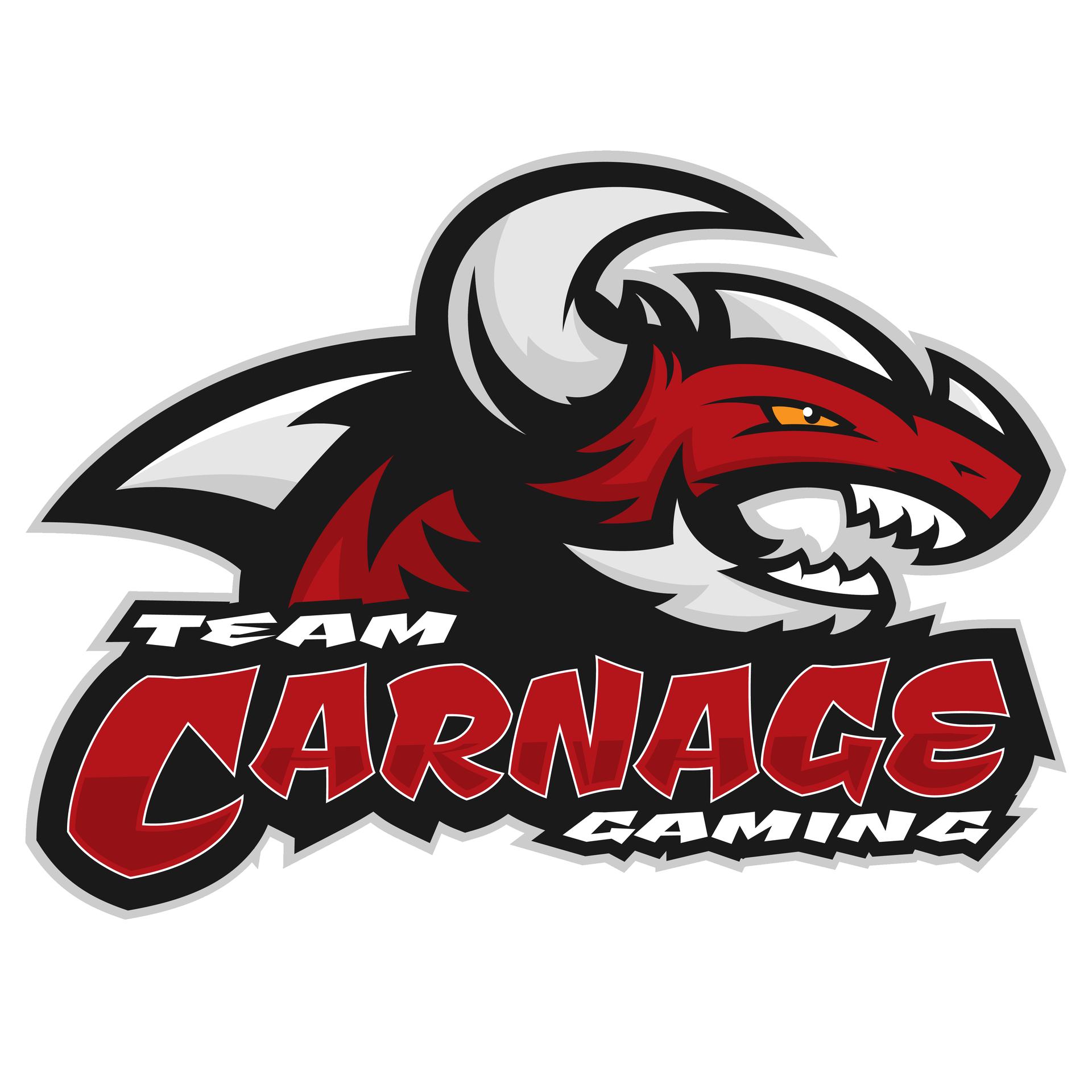 Official Team Carnage Gaming logo