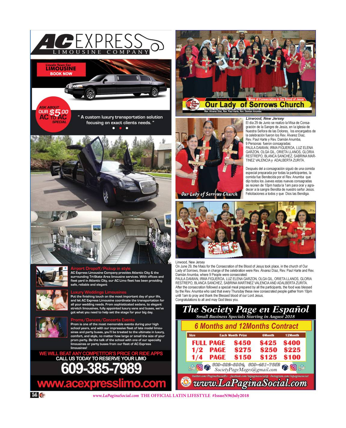 18 The Society Page en Espanol Issue N96 July 2018