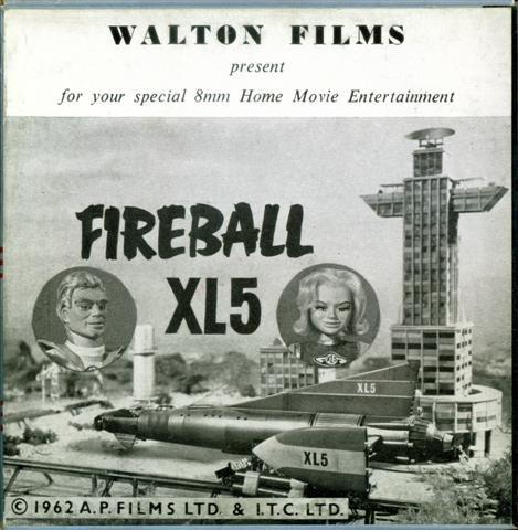 Fireball XL5 - Planet 46