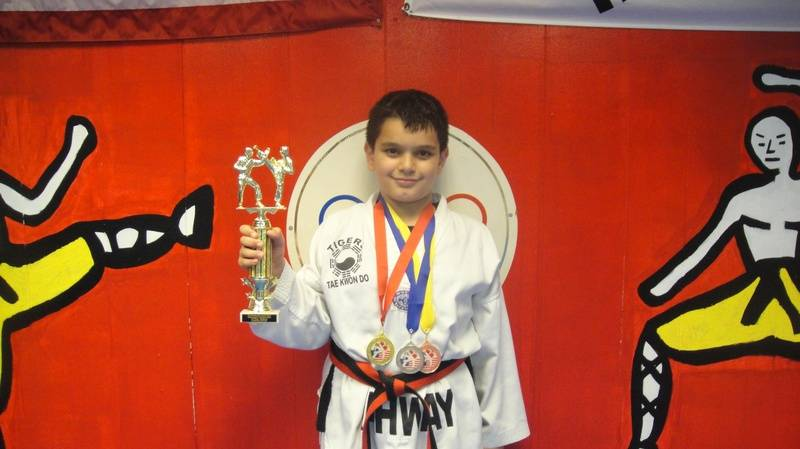 04/03/2011 Championship Saud Shah 2nd place forms 1 st place breaking 1 st place weapons 3 rd place fighting