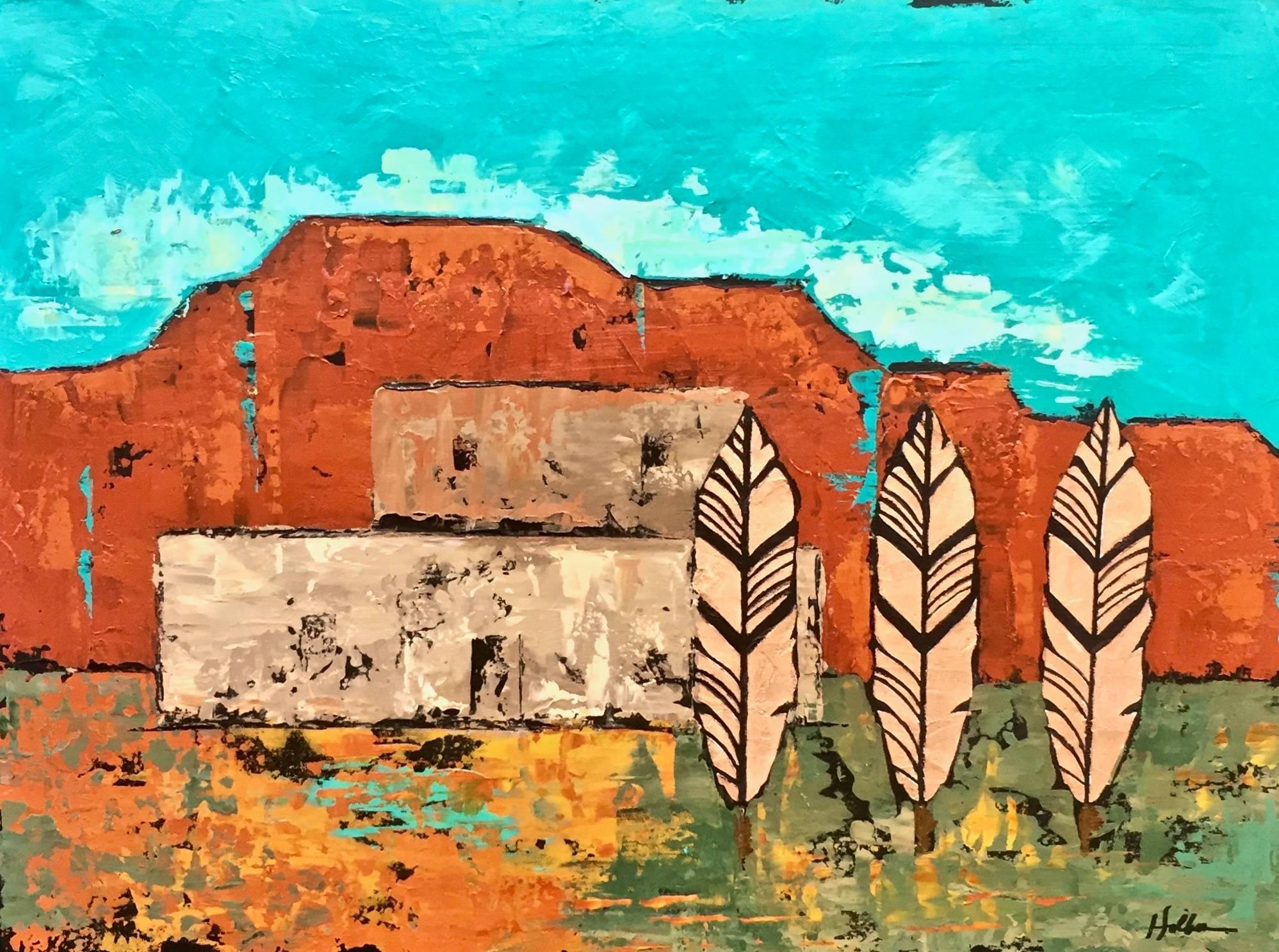 Copper Sentinels