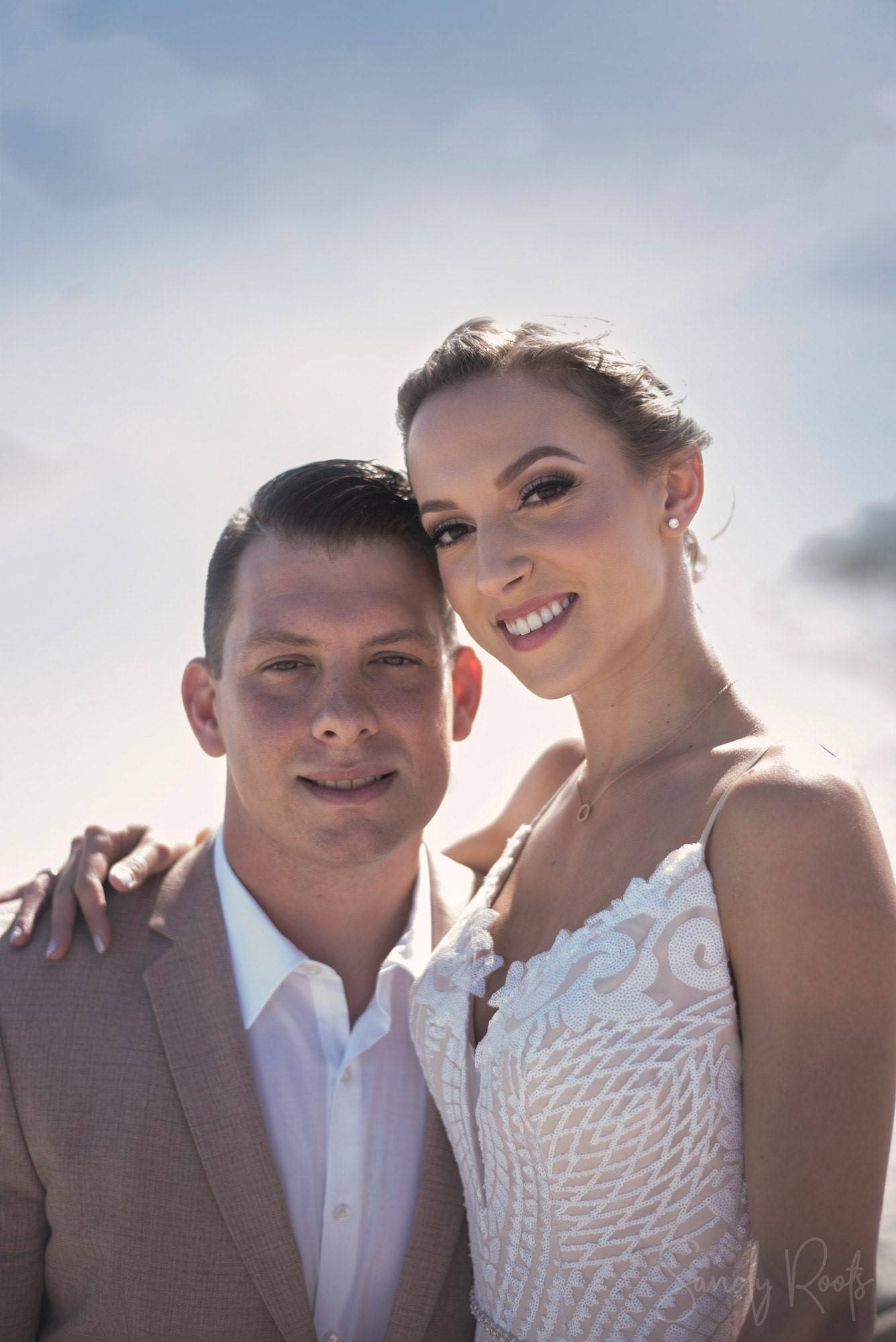 Mr. and Mrs. Michael Blackford