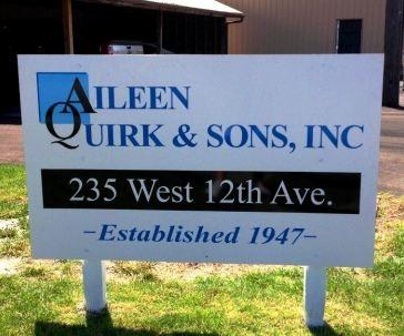 Aileen Quirk & Sons, Inc., 235 W 12th Avenue, North  Kansas City, Missouri, 64116, US