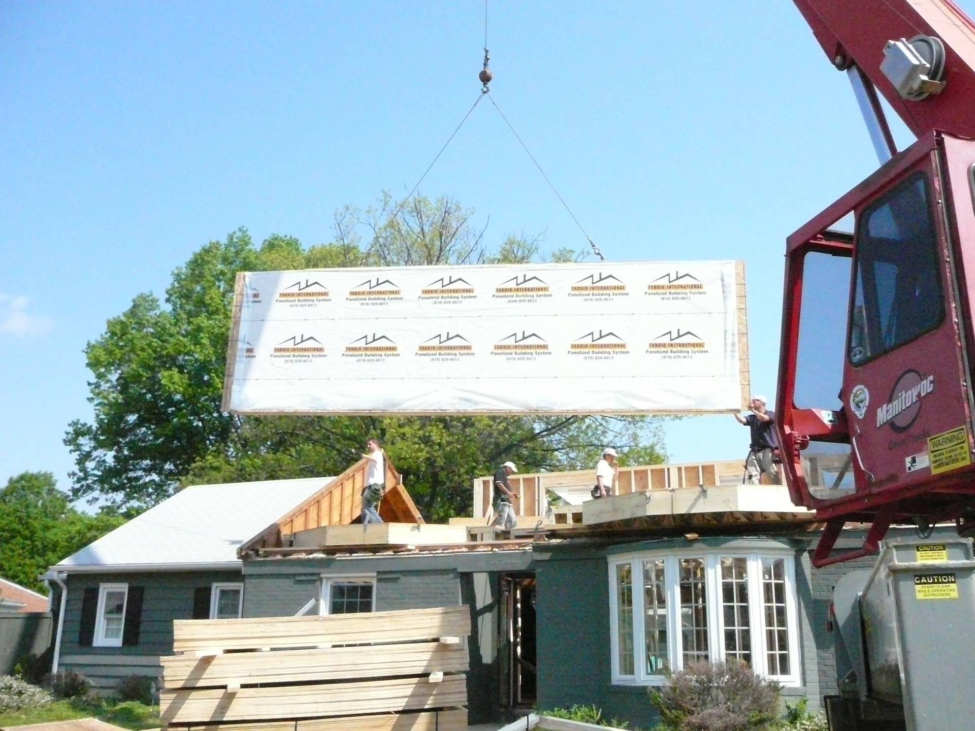 Panelized - Renovation