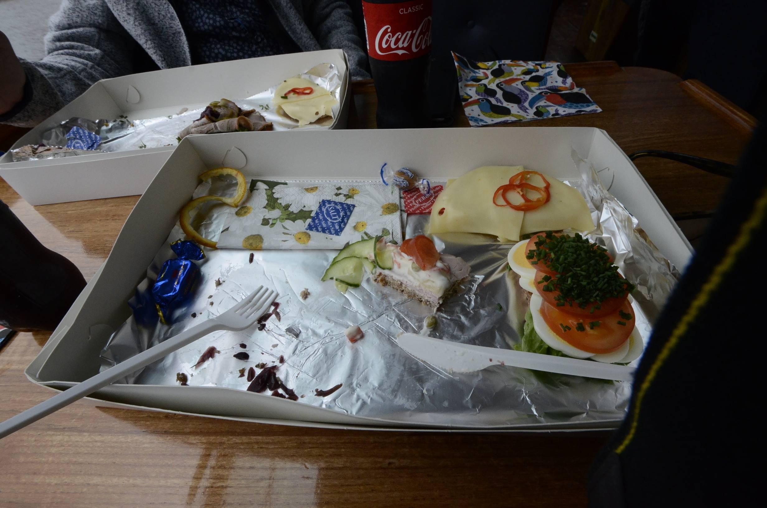 Pia's frokostpakke