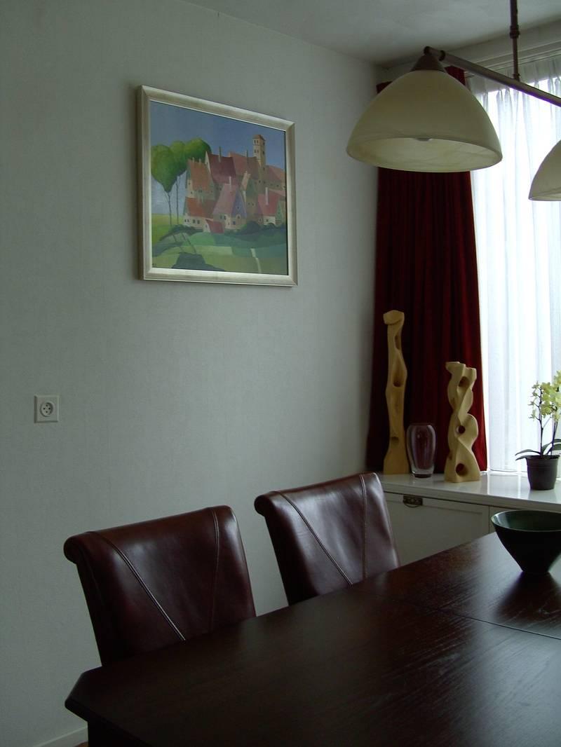 'Leven tussen groen en blauw' bij fam. De Rijke in Alkmaar