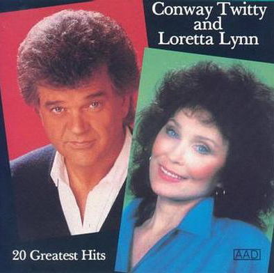 Loretta & Conway 20 Greatest Hits MAY 8TH 1987
