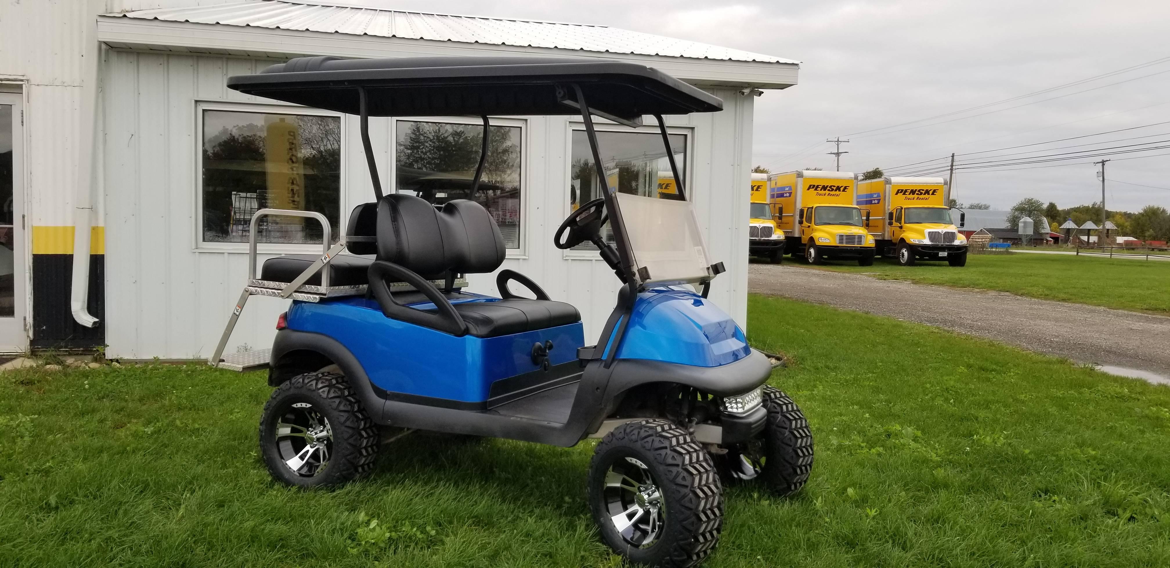 Customer cart we customized