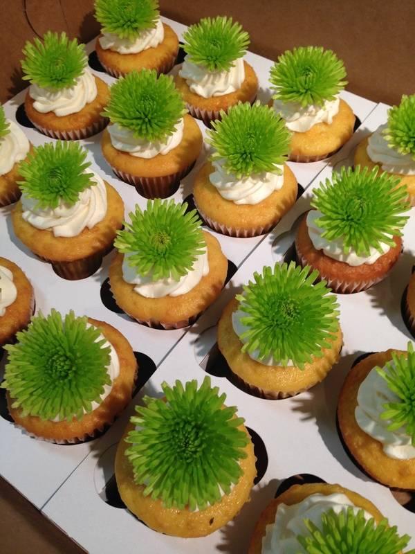 Real baby Mum Cupcakes