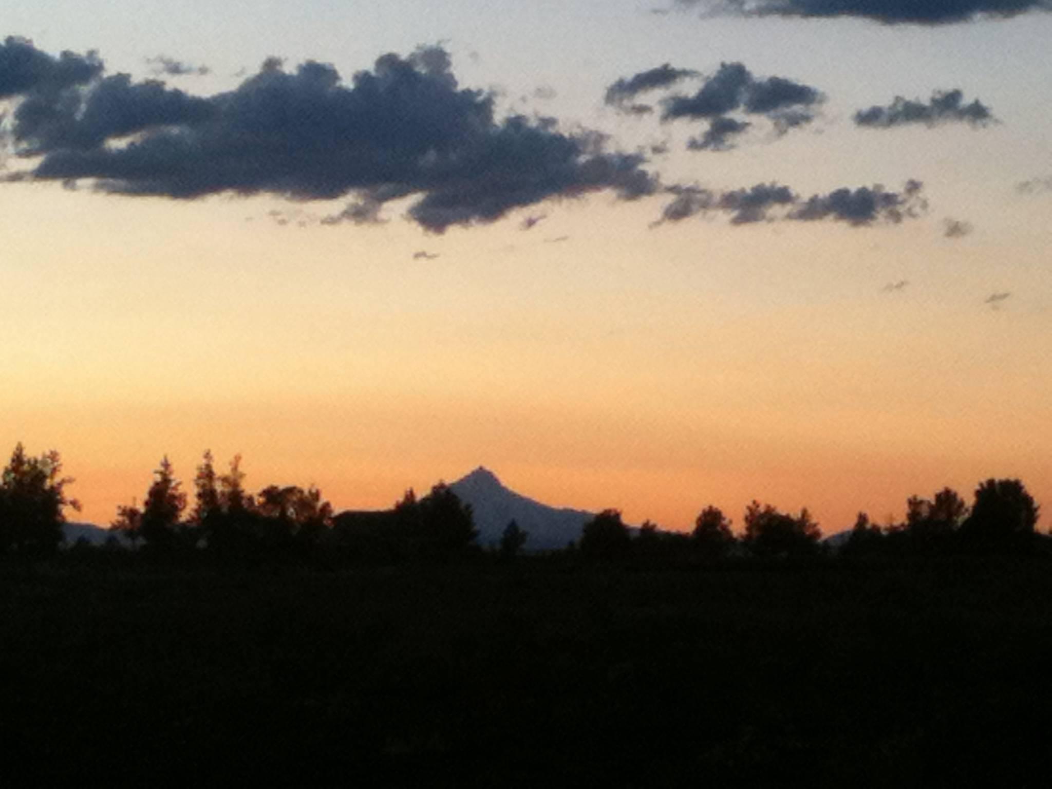 C.O sunset