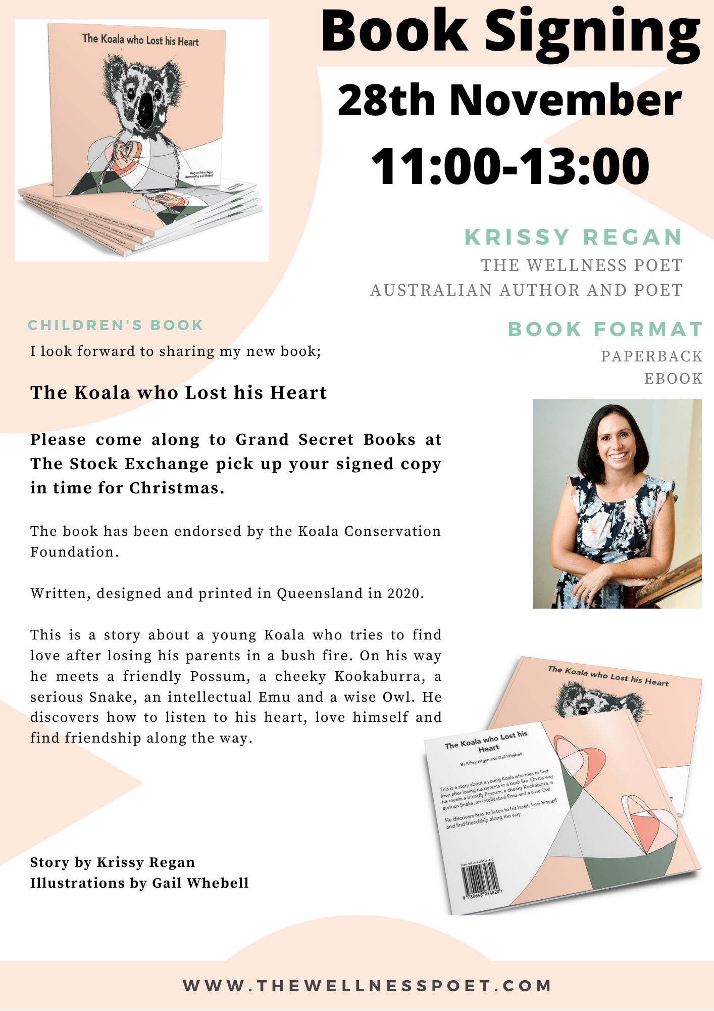 Charters Towers Book Signing Event