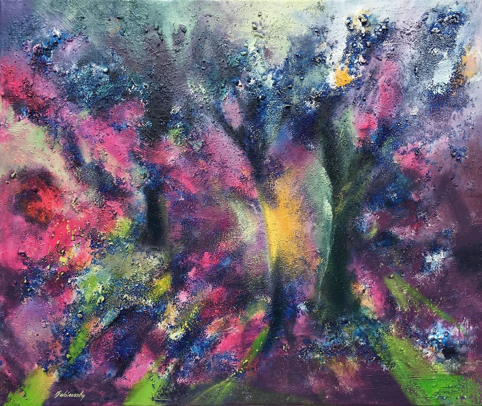 Psychedelik forest.