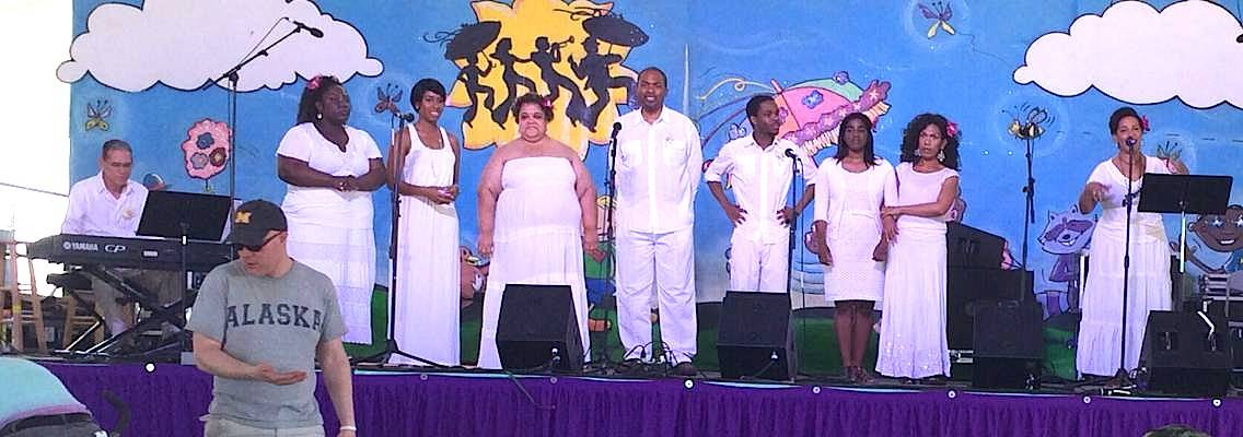 N.O. Jazz and Heritage Festival 2014