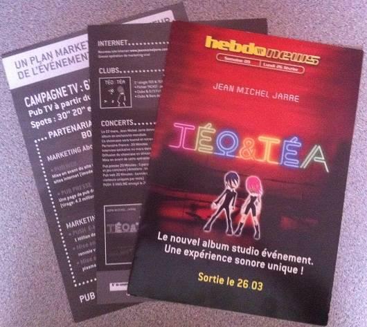Teo & Tea Press Release