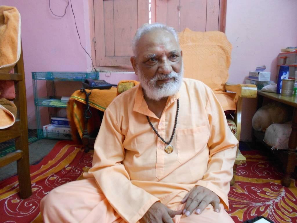 Swami Myrthunjay, Rishikesh