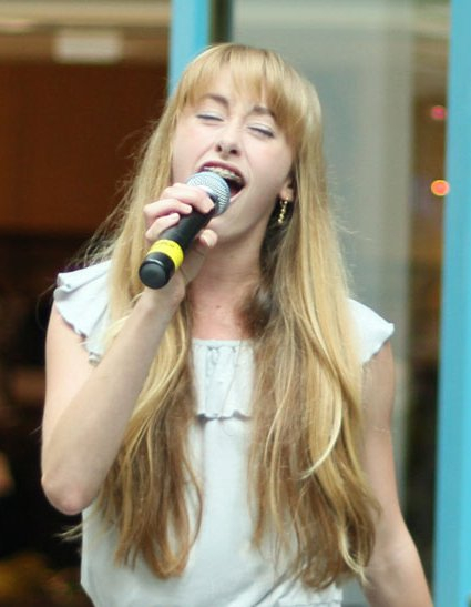 Cimarron, Vic Idol 2011