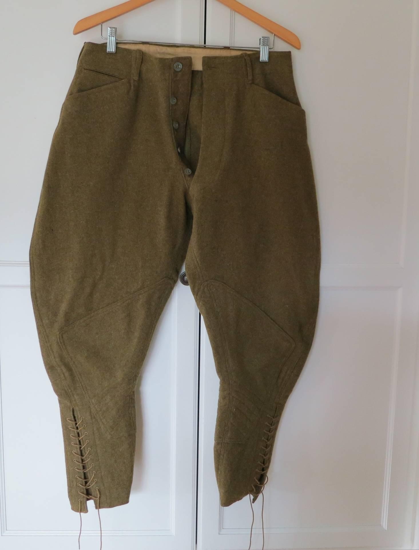 Judge Knott infantry breeches