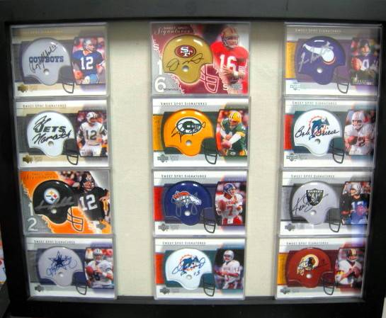 The Quarterback Collection