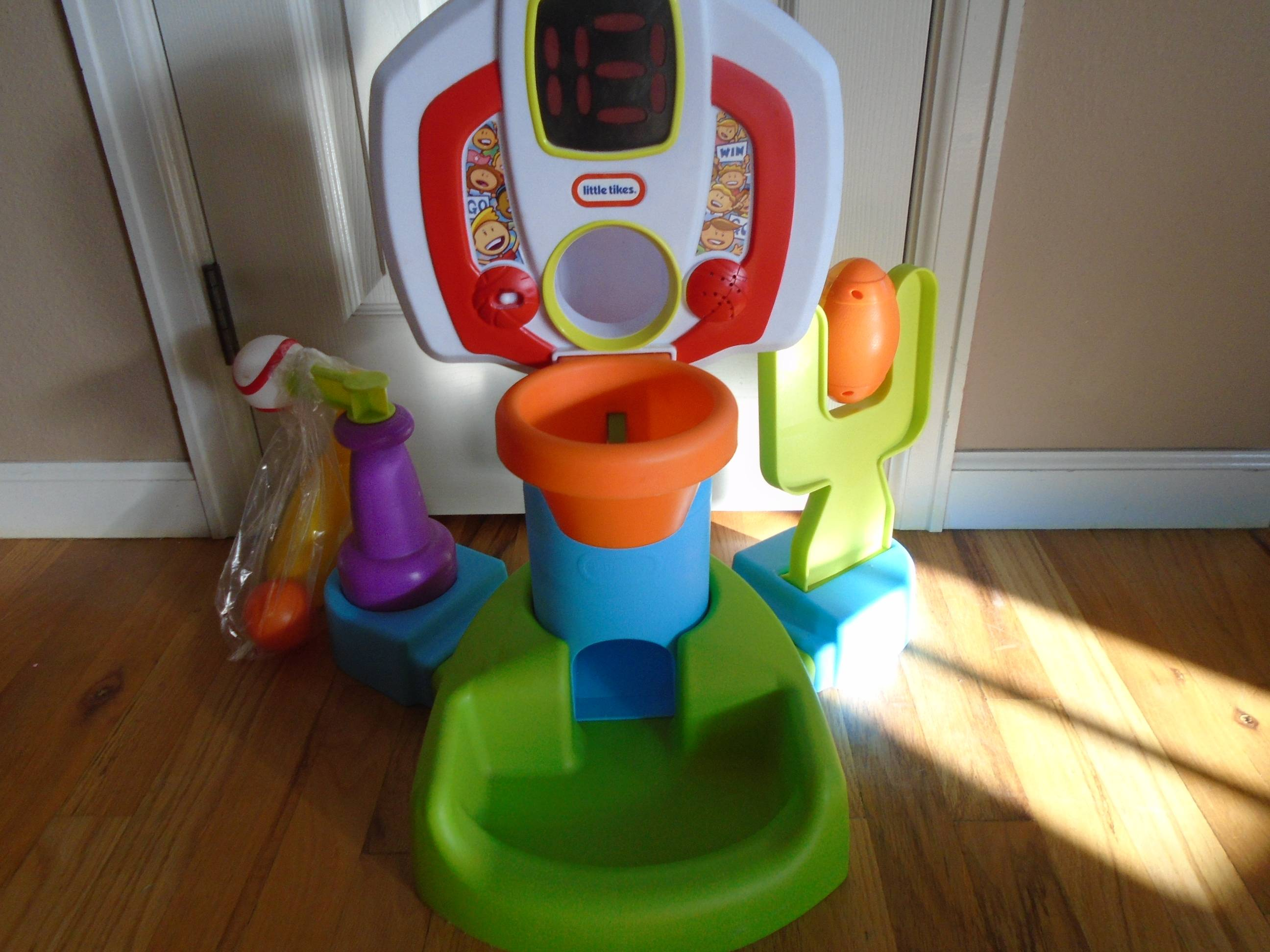 Little Tikes Discover Sounds Sports Center - $17