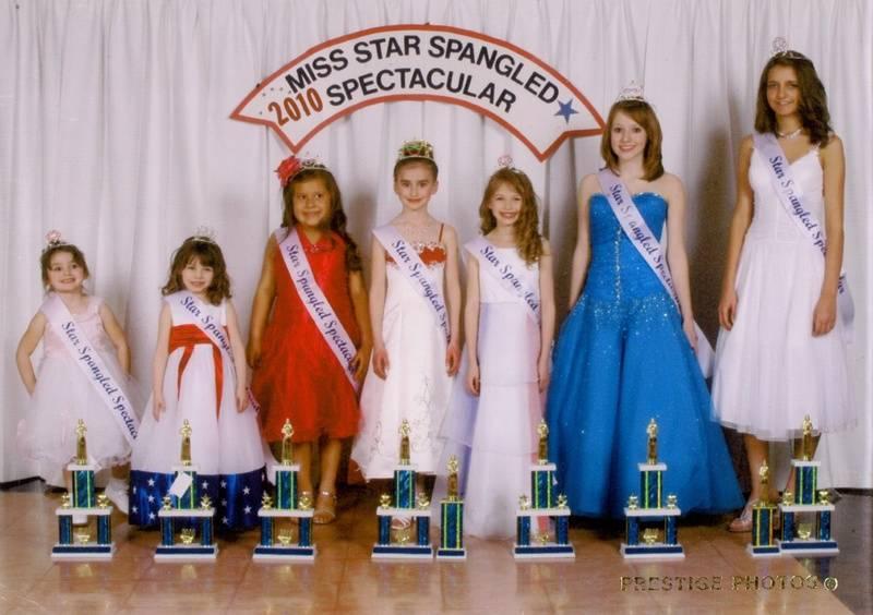 2010 Pageant Winners