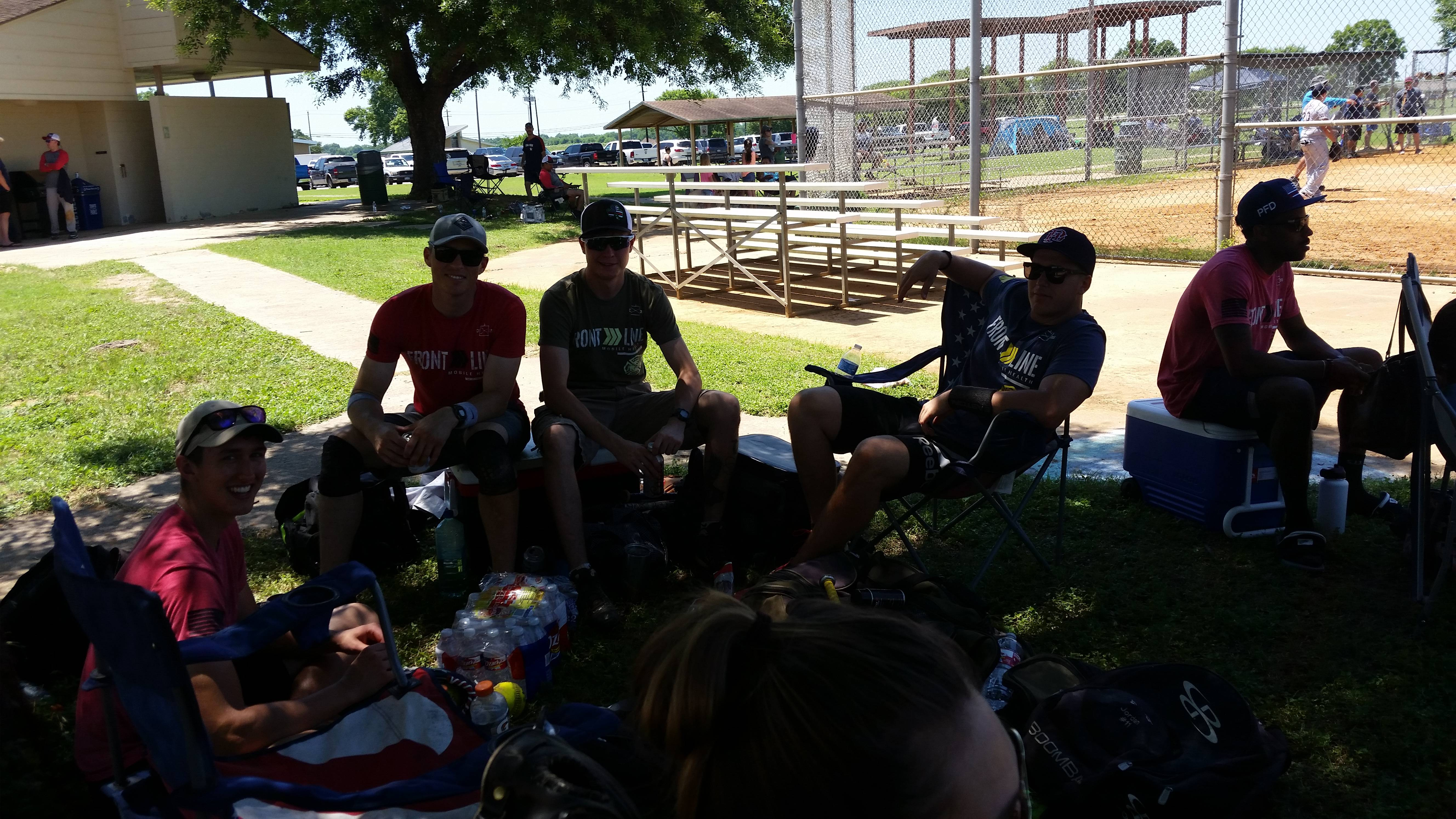 Our hometown Pflugerville team has participated in this tournament all ten years