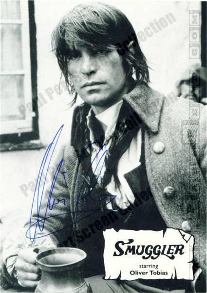 Smuggler (Oliver Tobias)