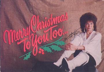 1985 Christmas Card