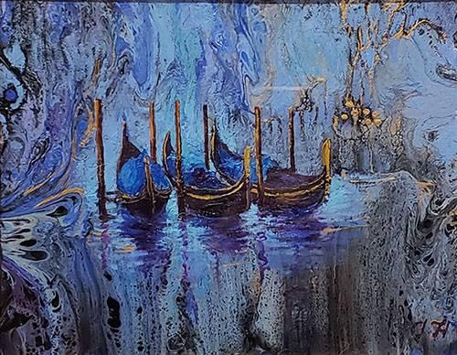 Dream about Venice.