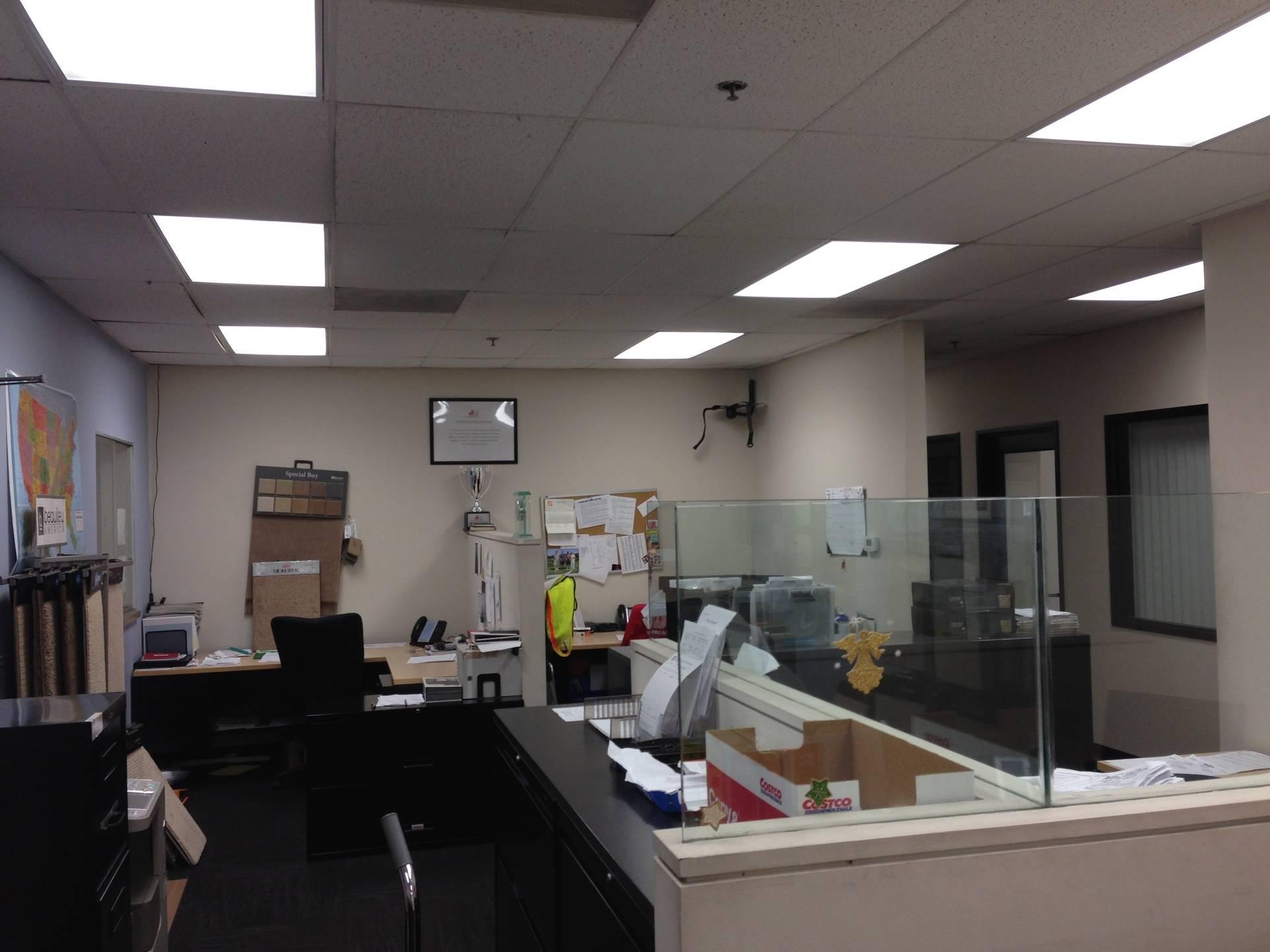 Office Light Servicing