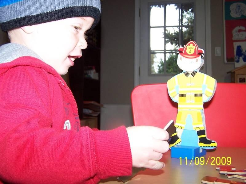 Creating a Fireman
