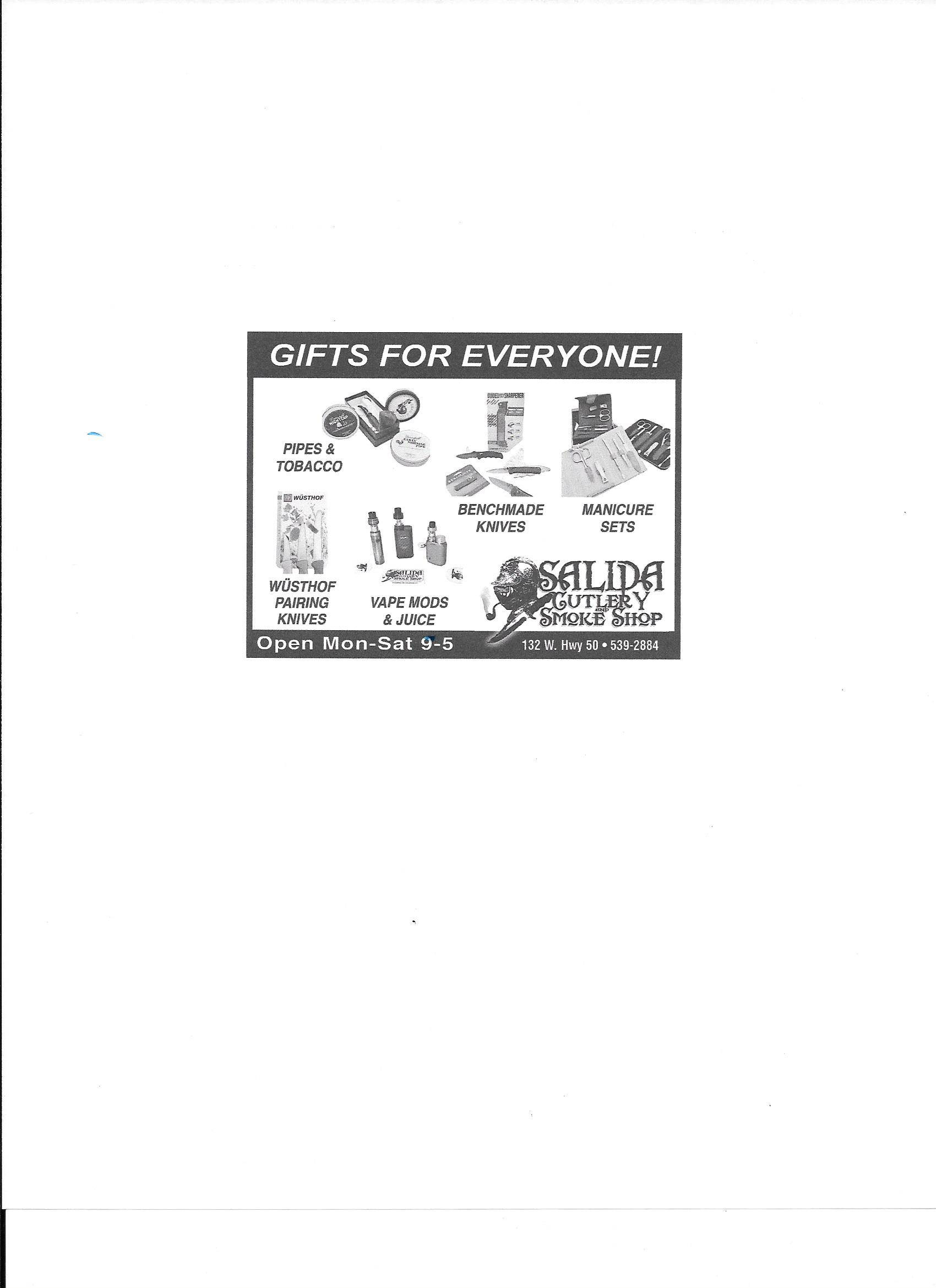 Gifts for Everyone! Get some ideas here.