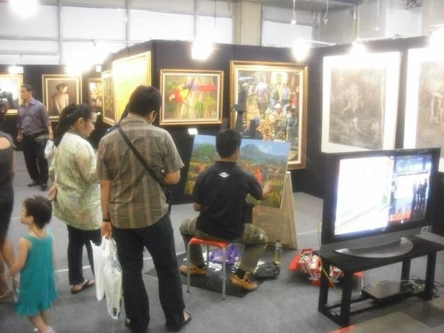 colours of life 2011 gandaria city