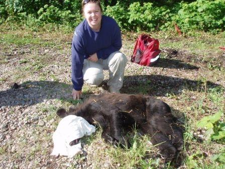 Northern Bear Awareness Board of Director Shona Smith