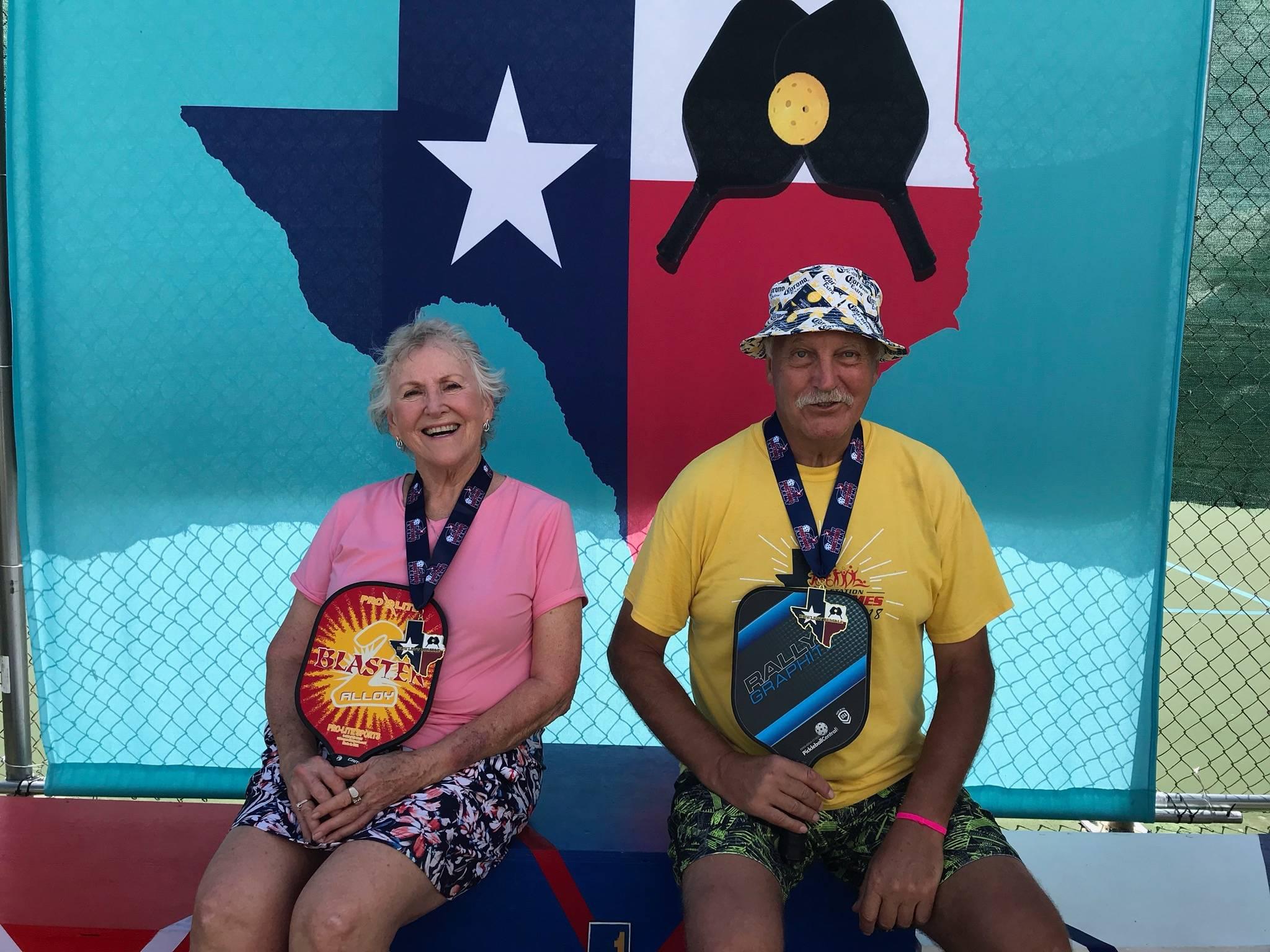 Dennis Reed and Sandra Mathieu