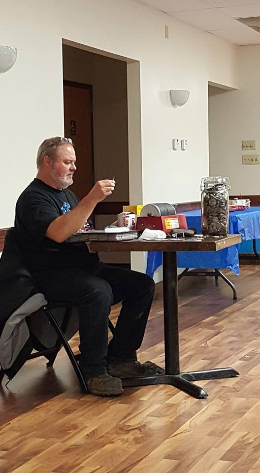 Steve Blair Cleaning Presentation
