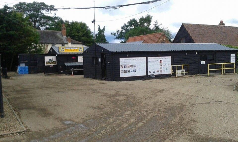 Church Farm Garage, Church Farm, Ardeley, Hertfordshire, SG2 7AH, ENGLAND