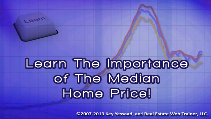 Learn the importance of the Median Home Price