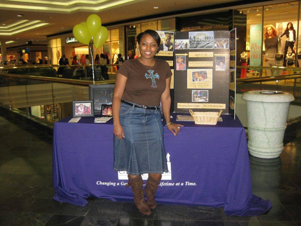 DOVIA member from Neighborhood Christian Center