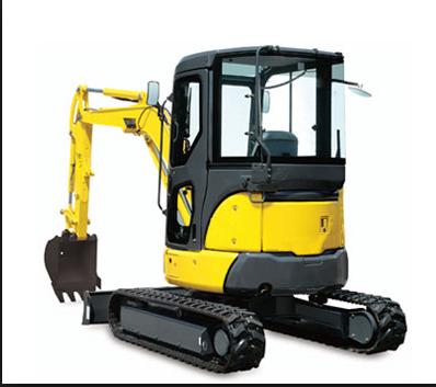 Komatsu Mini and Mid Excavators