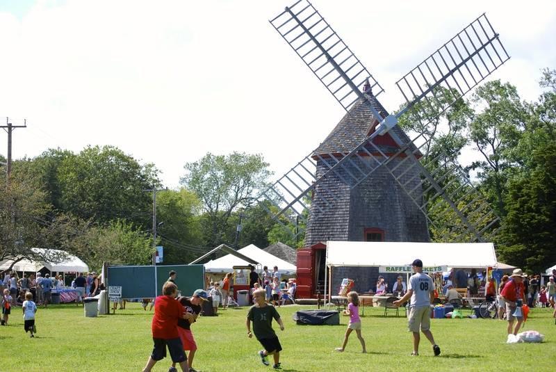 Windmill Weekend