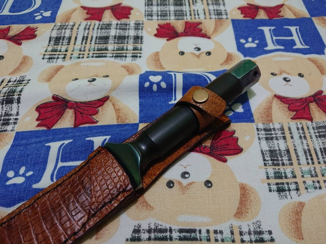SKS Custom Made Dagger with Serration
