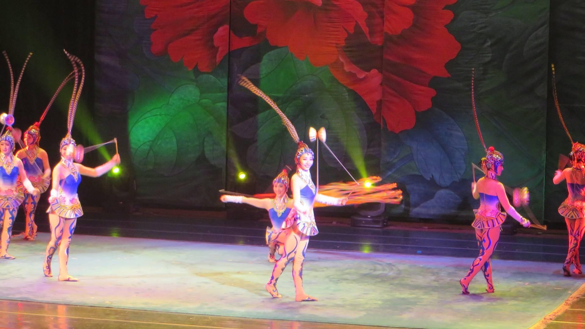 Golden Mask Dynasty Show in Beijing