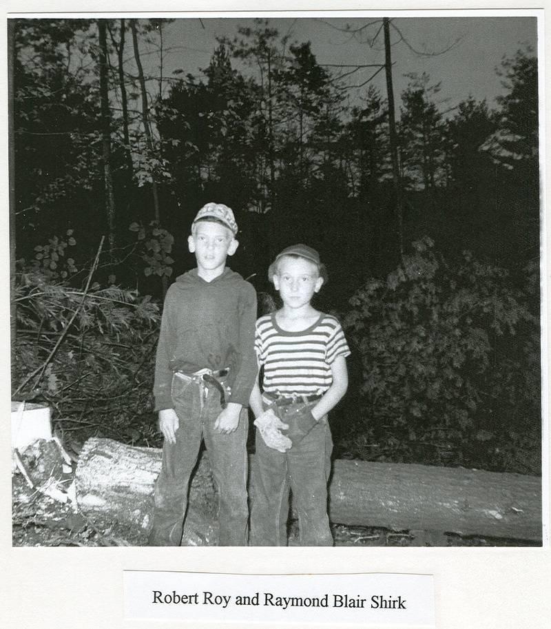 Robert and Raymond Shirk